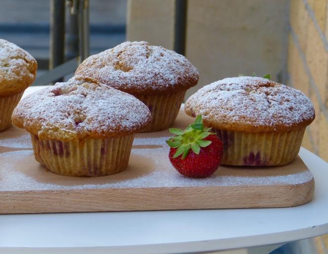 Muffins_fraises_vanille